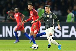 Germanys Mesut Ozil - Mandatory by-line: Matt McNulty/JMP - 26/03/2016 - FOOTBALL - Olympiastadion - Berlin, Germany - Germany v England - International Friendly