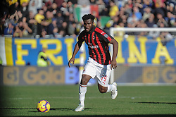 December 26, 2018 - Frosinone, Italy - Frank Kessie of AC Milan in action during the Serie A match between Frosinone Calcio and AC Milan at Stadio Benito Stirpe on December 26, 2018 in Frosinone, Italy. (Credit Image: © Federica Roselli/NurPhoto via ZUMA Press)