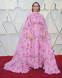 The 91st Annual Academy Awards Arrivals at The Dolby Theatre in Hollywood, California on 2/24/19. 24 Feb 2019 Pictured: Maya Rudolph. Photo credit: River / MEGA TheMegaAgency.com +1 888 505 6342