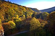 Dolina Prądnika, 2006-10-18. Krajobraz Doliny Prądnika