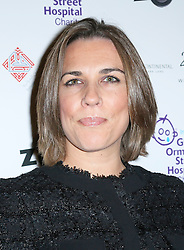 © London News Pictures. Claire Williams, Zoom Formula 1 Charity Photographic Auction, InterContinental London, London UK, 07 February 2014. Photo credit:  Richard Goldschmidt/LNP