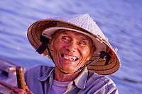 The laughing boatman.