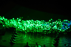 Fiber optics and circuit board