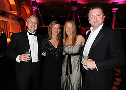 © under license to London News Pictures. LONDON, UK  11/06/2011. PR ONLY. Shaken not Stirred Comic Relief Ball at Billingsgate Market, London on 11 June 2010. Rougue Events for Sainsbury's. Photo credit should read Stephen Simpson/LNP.