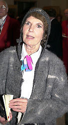 MISS SANDRA BLOW at a dinner in London on <br /> 23rd May 2000.OEL 9
