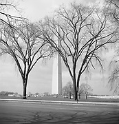 9969-D10. Washington Monument, Washington, DC, March 24-April 1, 1957