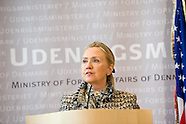 US Department of State Secretary Hillary Clinton