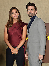 Jennifer Garner, David Tennant attend HBO's Los Angeles premiere of Camping at Paramount Studios on October 10, 2018 in Los Angeles, CA, USA. Photo by Lionel Hahn/ABACAPRESS.COM