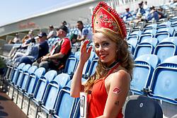 September 29, 2018 - Sochi, Russia - Motorsports: FIA Formula One World Championship 2018, Grand Prix of Russia, .Fans  (Credit Image: © Hoch Zwei via ZUMA Wire)