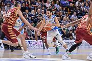 DESCRIZIONE : Campionato 2015/16 Serie A Beko Dinamo Banco di Sardegna Sassari - Umana Reyer Venezia<br /> GIOCATORE : Rok Stipcevic<br /> CATEGORIA : Palleggio Penetrazione<br /> SQUADRA : Dinamo Banco di Sardegna Sassari<br /> EVENTO : LegaBasket Serie A Beko 2015/2016<br /> GARA : Dinamo Banco di Sardegna Sassari - Umana Reyer Venezia<br /> DATA : 01/11/2015<br /> SPORT : Pallacanestro <br /> AUTORE : Agenzia Ciamillo-Castoria/L.Canu