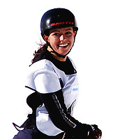 Snowboard, NM halfpipe i Kongsberg Skisenter 24. mars. Stine Brun Kjeldaas.