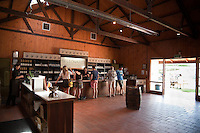 St Leonards winery in Rutherglen, Victoria.