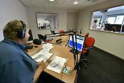 Nederland, Malden, 5-9-2015Nieuwe lokale omroep GL8 voor Heumen en Mook is gestart. Foto: Flip Franssen
