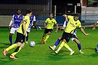 Richie Bennett. Wealdstone FC 2-5 Stockport County. Vanarama National League. 13.10.20