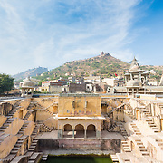 Step well at Jaipur