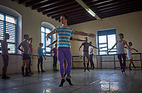 Ballet School in Old Havana. Image taken with a Leica T camera and 23 mm f/2 lens (ISO 200, 23 mm, f/2.5, 1/125 sec).