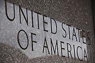 The nation's capitol, Washington, DC.<br /> The Federal Triangle area of Washington DC.