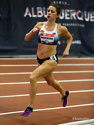 2020 USATF Indoor Championship<br /> Albuquerque, NM 2020-02-14<br /> photo credit: © 2020 Kevin Morris<br /> womens 800m, CPTC, New Balance