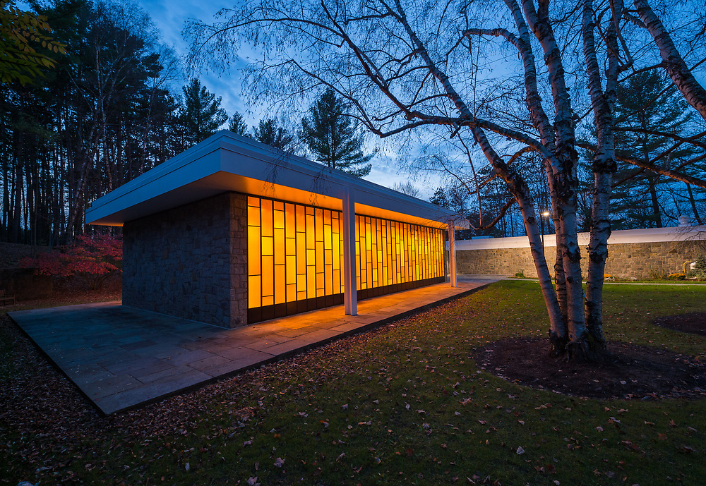 Photo by Mark DiOrio, Colgate University<br /> Evening photos of Chapel House on the Colgate University campus November 8, 2016 in Hamilton, N.Y.