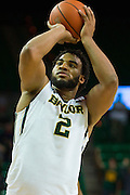 WACO, TX - DECEMBER 17: Rico Gathers #2 of the Baylor Bears shoots a free-throw against the New Mexico State Aggies on December 17, 2014 at the Ferrell Center in Waco, Texas.  (Photo by Cooper Neill/Getty Images) *** Local Caption *** Rico Gathers