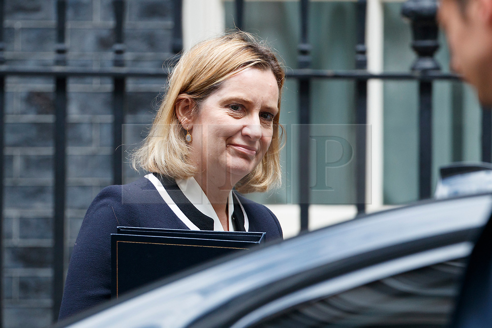© Licensed to London News Pictures. 04/07/2017. London, UK. attends a cabinet meeting in Downing Street, London on Tuesday, 4 July 2017.Photo credit: Tolga Akmen/LNP