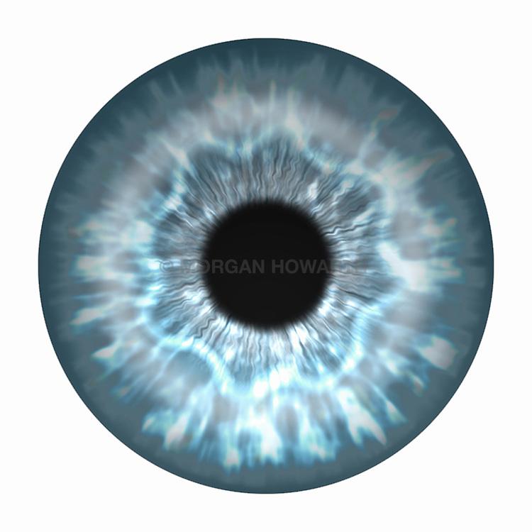 medium blue eye iris eye iris eye iris