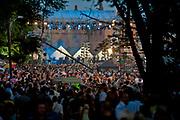 Kraków, 2007-07-04. Koncert Szalom na ulicy Szerokiej, 19. Festiwal Kultury Żydowskiej w Krakowie