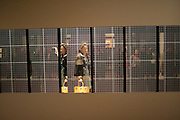 CORINNA FLICK, Opening of Eadweard Muybridge and Rachel Whiteread exhibitions. Tate Britain. Millbank. 6 September 2010. -DO NOT ARCHIVE-© Copyright Photograph by Dafydd Jones. 248 Clapham Rd. London SW9 0PZ. Tel 0207 820 0771. www.dafjones.com.