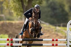 Mertens Thomas, BEL, Elton van het Eelshof<br /> Nationaal Kampioenschap LRV Paarden<br /> Lummen 2020<br /> © Hippo Foto - Dirk Caremans<br /> 26/09/2020