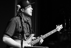 Matt McNulty with Steal Your Funk Featuring Doug Wimbish and Tim Palmieri at The Stone Church Brattleboro VT on 7 April 2018
