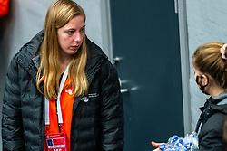 Harma van Kreij of Netherlands after the Women's EHF Euro 2020 match between Netherlands and Norway at Sydbank Arena on december 10, 2020 in Kolding, Denmark (Photo by RHF Agency/Ronald Hoogendoorn)