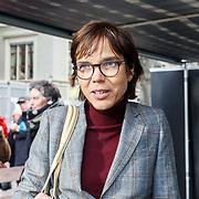 NLD/Den Haag/20180117 - Aftrap Lees met andermans ogen, Carla Dik Faber