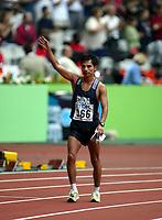 Athletics, 23. august 2003, VM Paris, World Championschip in Athletics,  Jefferson Perez, Ecuador, walking, 20 km