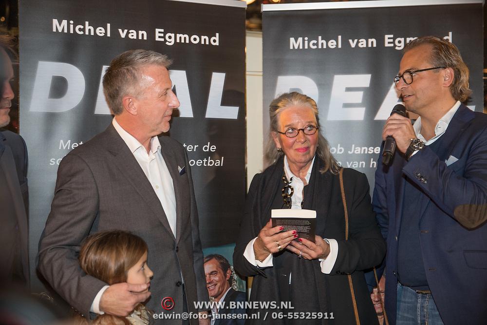 NLD/Scheveningen/20171107 - Boekpresentatie Deal,