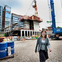 Nederland, Amsterdam , 20 juni 2011..Heleen Schaffels, directeur Behandelzaken circuit acute psychiatrie binnen VUmc en GGZinGeest..Foto:Jean-Pierre Jans