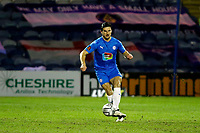 Ash Palmer. Stockport County FC 1-0 Yeovil Town FC. Vanarama National League. Edgeley Park. 6.2.21
