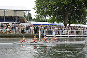 Henley, Great Britain. The Prince Albert Challenge Cup, University of Virginia,  USA.  Henley Royal Regatta. River Thames Henley Reach.  Thursday   30/06/2011  [Mandatory Credit Peter Spurrie r/ Intersport Images] 2011 Henley Royal Regatta. HOT. Great Britain . HRR