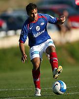Fotball , La Manga 16 Mars 2008<br /> Vålerenga  v  Moss  4-2 <br /> <br /> Foto:Dagfinn Limoseth  -  Digitalsport<br /> <br /> Mohammed Fellah , Vålerenga