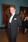 HUGO DONNITHORNE-TAIT, Mark Weiss dinner, Nationaal Portrait Gallery. London. 15 October 2012.