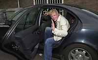 Fotball<br /> Ole Martin Aarst vender hjem til Tromsø<br /> Liege 07.07.2003<br /> Foto: Vincent Kalut, Digitalsport