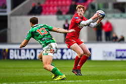 Scarlets' Rhys Patchell in action - Mandatory by-line: Craig Thomas/JMP - 09/12/2017 - RUGBY - Parc y Scarlets - Llanelli, Wales - Scarlets v Benetton Rugby - European Rugby Champions Cup