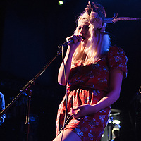 Wildflowers performing live opening for Tom Odell at Manchester Academy, Manchester, 2013-10-19