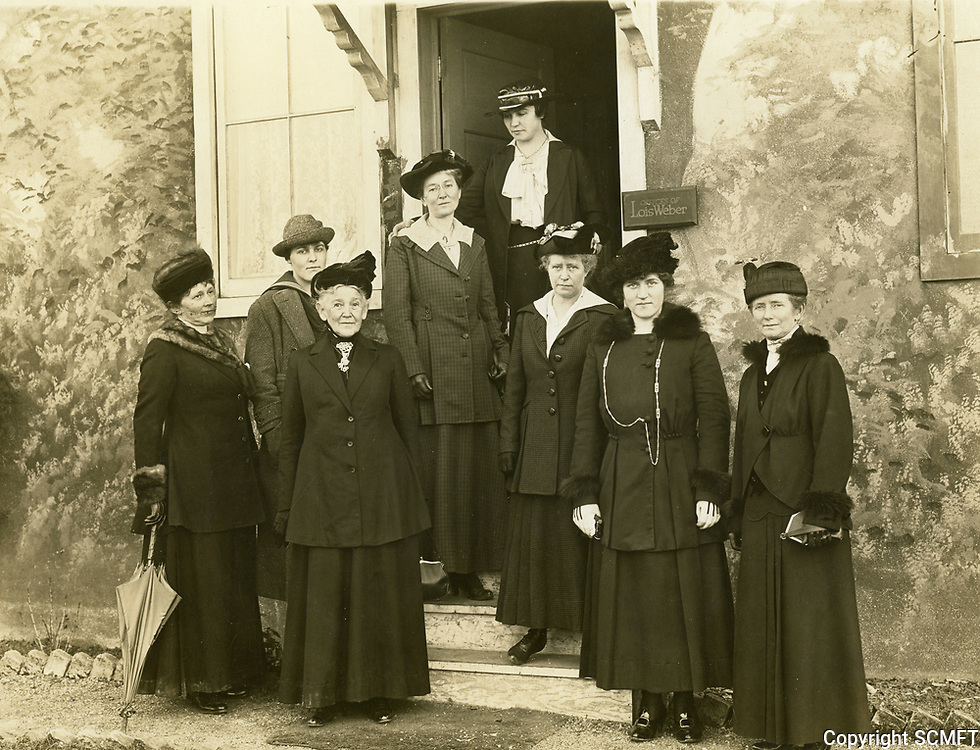 1918 Hollywood Studio Club committee