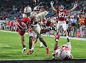 January 12, 2021 (FL): CFP National Championship Presented by AT&T - Ohio State v Alabama