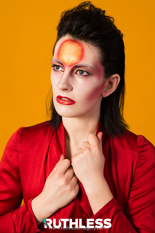 """""""The Stars Look Very Different"""" A tribute to David Bowie by Irish Musicians. Photo series by Ruth Medjber www.ruthlessimagery.com www.facebook.com/ruthlessimagery Make up by Lorcan Devaney @lorcansface"""