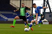 Adam Thomas. Oldham Athletic FC 0-2 Stockport County FC. Pre Season Friendly. 27.7.19