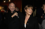 """Pete Townshend and Rachel Fuller. The DVD Screening of """"The Who: Quadrophenia And Tommy Live"""" at the Curzon Mayfair on November 2, 2005 in London,. ONE TIME USE ONLY - DO NOT ARCHIVE © Copyright Photograph by Dafydd Jones 66 Stockwell Park Rd. London SW9 0DA Tel 020 7733 0108 www.dafjones.com"""