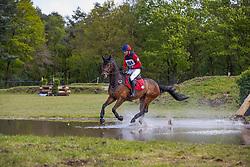 De Cleene Wouter, BEL, Bohannan<br /> Grandorse Horse Trials - Kroneneberg 2019<br /> © Hippo Foto - Dirk Caremans<br /> 05/05/2019