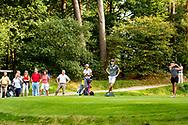 01-09-2016 Golffoto's van het Nationaal Open op de Hilversumsche Golf Club in Hilversum. Finale.  Roos Haarman