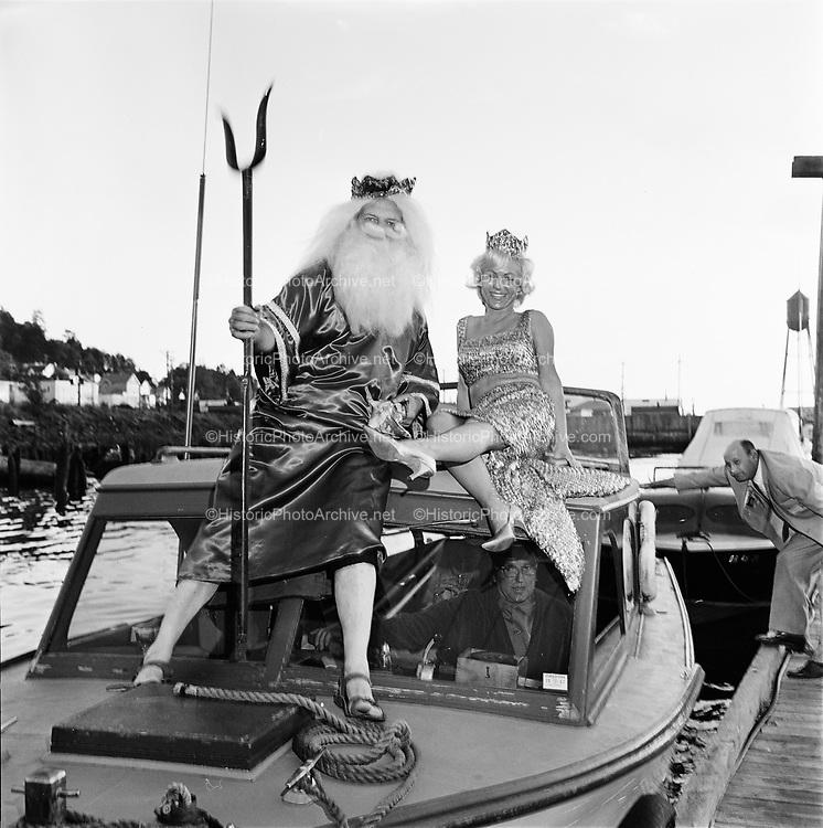 Y-620916-04-03. Oregon Restaurant Association first annual convention, Hotel Gearhart, Surfside Motel. September 16/17/18, 1962